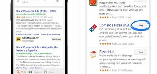 Android Google Zoeken In Apps Update