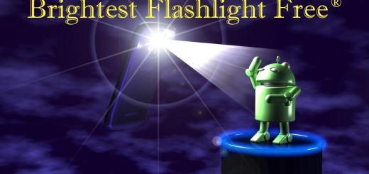 Brightest Flashlight Free Android App
