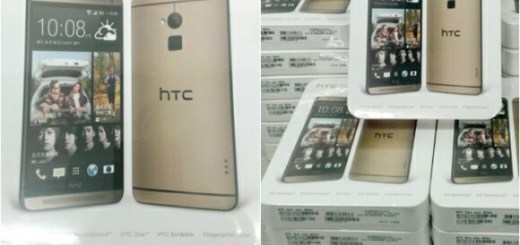 HTC One Max Goud