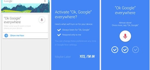 Google-Android-Voice-Control