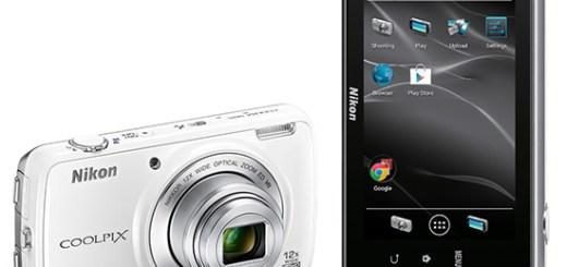 Nikon-Android-camera-Coolpix-S810c