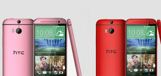 HTC-One-M8-rood-roze