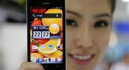 Huawei 2014 verkoop