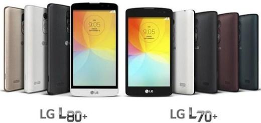 LG L80+ LG L70+