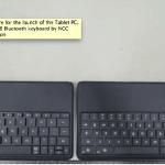 Nexus 9 bluetooth toetsenbord