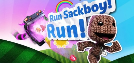 Run Sackboy Run LittleBigPlanet 3