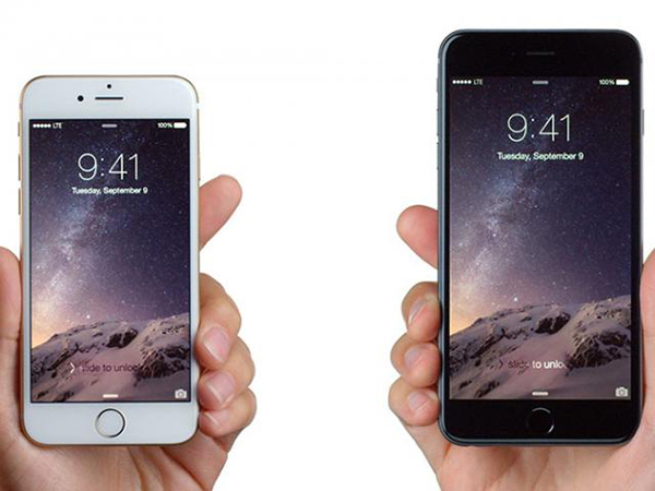 iPhone 6 iPhone 6 Plus Apple