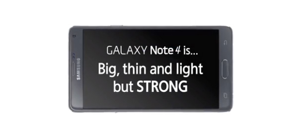 Samsung-Galaxy-Note-4-buig-test