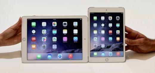 iPad Air 2 - iPad Mini 3