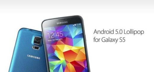 Samsung Galaxy S5 Android 5.0 lollipop