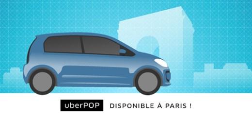 UberPop Parijs