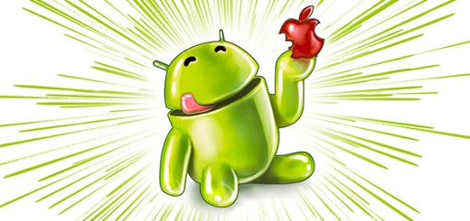 Android-eats-Apple