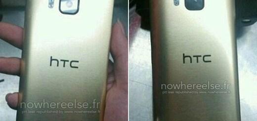 HTC-One-M9-Goud