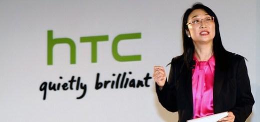 HTC CEO cher-wang