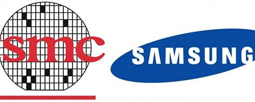 TSMC Samsung chipset