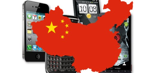 smartphonemarkt China