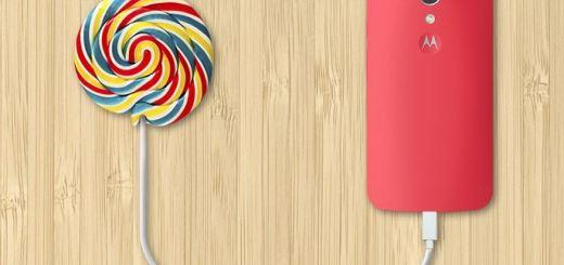 Moto G 4G Lollipop update