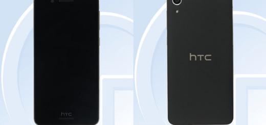 HTC Desire 728 TENAA
