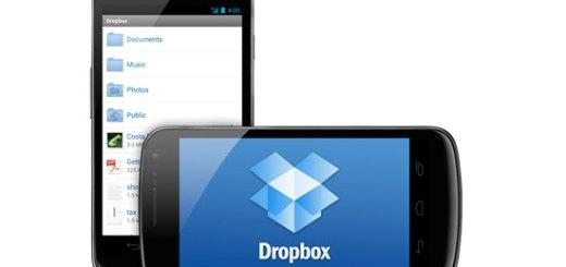 dropbox smartphone