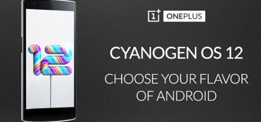 CyanogenMod 12.1 OnePlus One