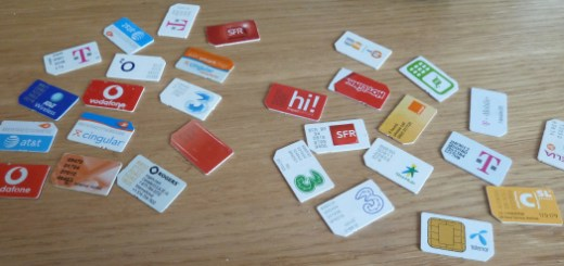 Prepaid-SIMkaarten