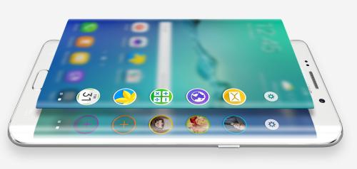 Samsung Galaxy S6 Edge App-Edge