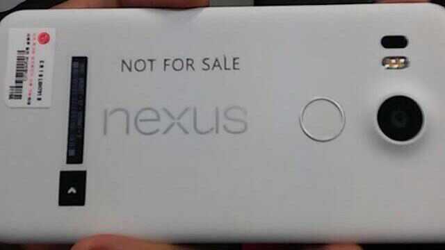 foto Nexus 5 LG