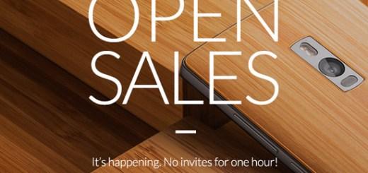 12 oktober OnePlus 2 open sales