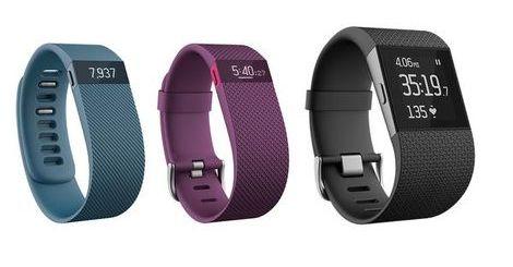 Fitbit fitnessarmband