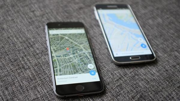 Android Google Maps Offline navigatie