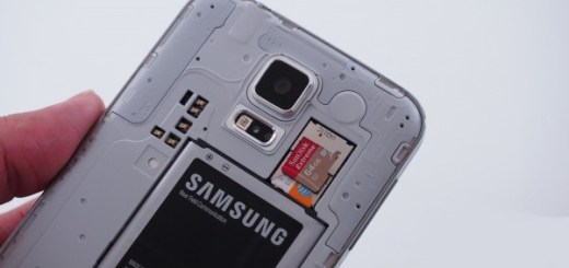 Samsung Galaxy MicroSD