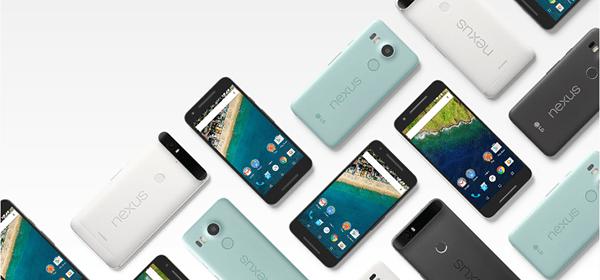 Google Nexus - 5X 6P