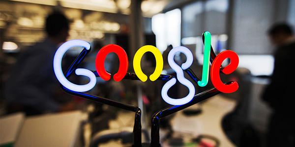 Google Logo Foto
