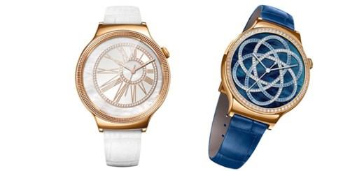 Huawei Watch Jewel en Watch Elegant