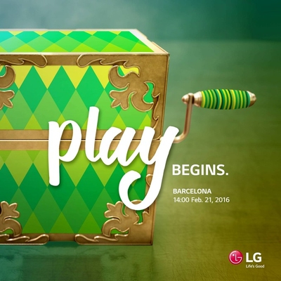 LG G5 21 februari