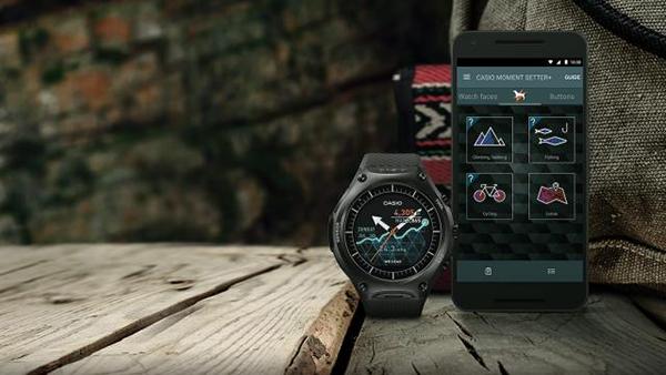 Smart Outdoor Watch Casio