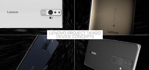 project-tango-smartphone Lenovo