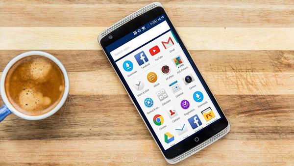 Android M Appdrawer