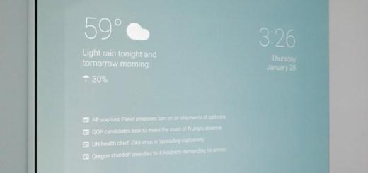 Max Braun slimme spiegel Android