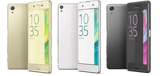 Sony Xperia X-lijn