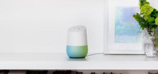 Google Home spraakassistent speaker
