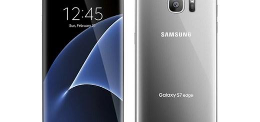 Samsung Galaxy S7 Edge Zilver