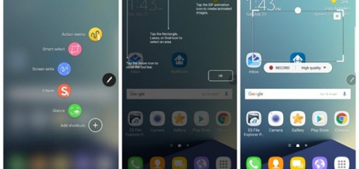 Samsung Galaxy Note 7 TouchWiz