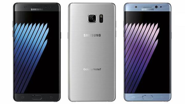 Samsung Galaxy Note 7 render