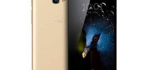 Alcatel Flash Plus 2 4G goud