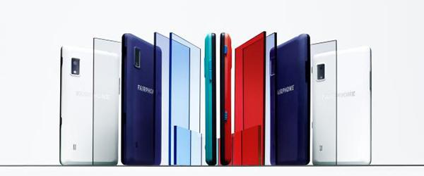 Fairphone 2 behuizing