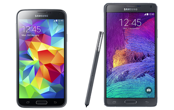 samsung-galaxy-s5-en-note-4