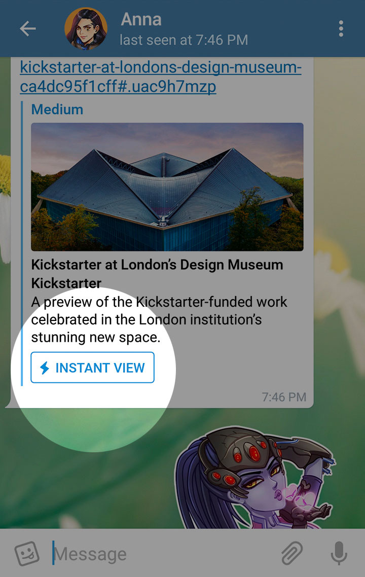 telegram-instant-view