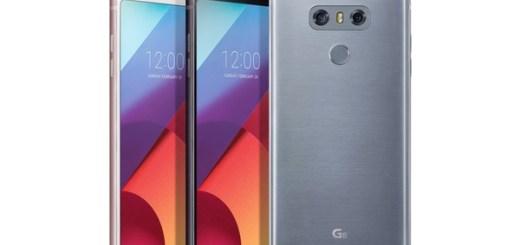 LG G6 aankondiging