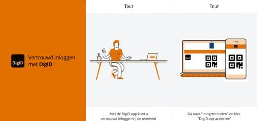 DigiD-smartphone-app